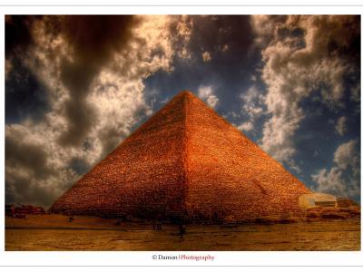 金字塔壁纸