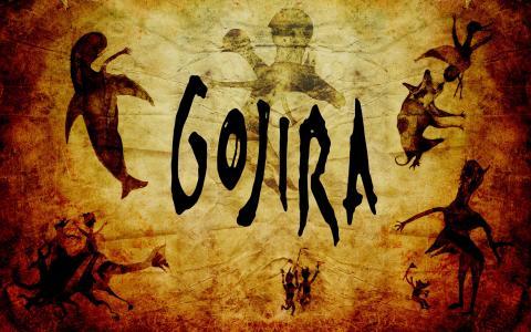 Gojira壁纸
