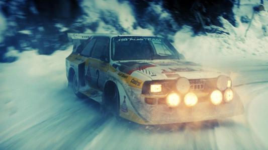 奥迪Sport Quattro S1高清壁纸