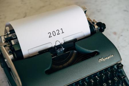 2021,新的一年