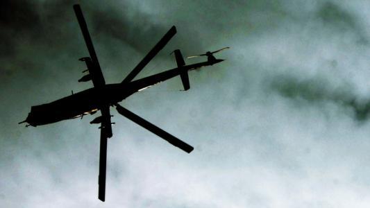 直升机高清壁纸