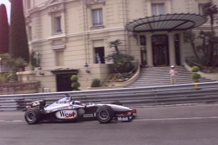 麦克拉伦F1壁纸