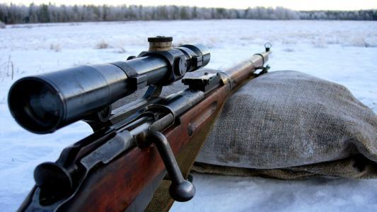 Ww2狙击枪高清壁纸