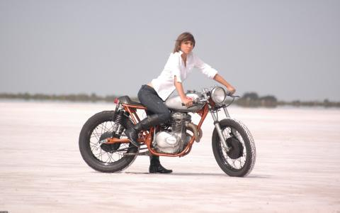摩托车壁纸