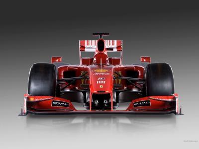 法拉利F1的壁纸