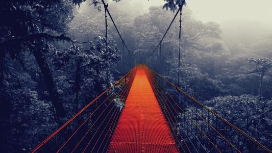 红桥高清壁纸